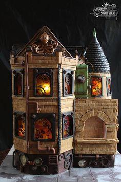 Michelle Boyd – Good Gracious Cakes @ Steampunk Sugar Geeks