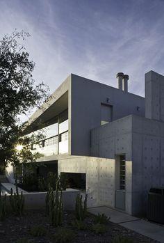 'desert city house' by marwan al-sayed,  paradise valley, arizona