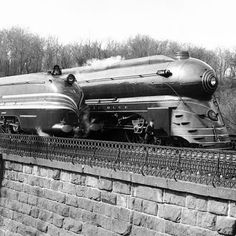 Train Travel Future Seen in 1939 - News - Bubblews