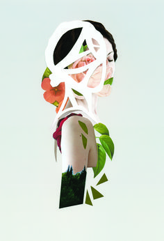 Surreal Collages by Rocío Montoya