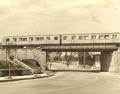 Trains, Street View, Retro, Rustic, Train, Mid Century