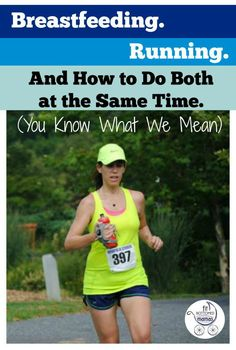 Eight truths about running and breastfeeding. Some hilarious, all true.  | Fit Bottomed Mamas