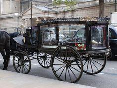 victorian hearse... so pretty