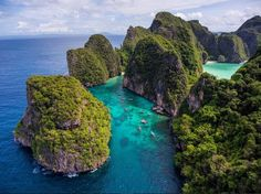Unforgettable sights Visiting Koh #PhiPhi, Thailand is must be on the bucket list