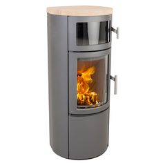 Heta Scanline 520 Wood Burning Cooking Stove From Fireplace Products