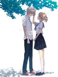 Anime Couples Natsume Yuujinchou Natsume x Taki Manga Couple, Anime Love Couple, I Love Anime, Couple Art, Kawaii Anime, Anime Neko, Manga Anime, Anime Cosplay, Pokemon Black