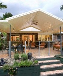 The wooden pergola is a good solution to add beauty to your garden. If you are not ready to spend thousands of dollars for building a cozy pergola then you may devise new strategies of trying out something different so that you can re Diy Pergola, Pergola Cost, Pergola Canopy, Pergola With Roof, Cheap Pergola, Wooden Pergola, Patio Roof, Pergola Ideas, Patio Ideas