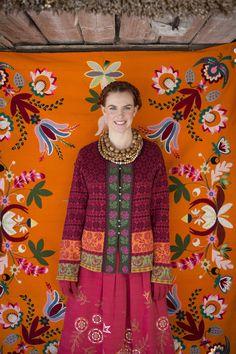 Die Gudrun Sjödén Winterkollektion 2013 - Muhu kollektsioon