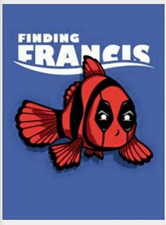 deadpool, funny, finding, francis<<< I am a little fish filled with rage and sarcasm Memes Marvel, Dc Memes, Marvel Dc Comics, Marvel Avengers, Funny Memes, Funny Pics, Heros Comics, Fangirl, Deadpool Funny