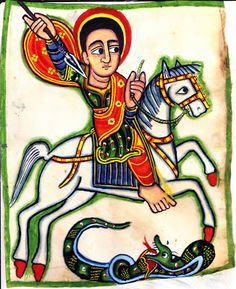 I have just acquired a small collection of Ethopian icons. Catholic Religion, Catholic Art, Catholic Saints, Religious Images, Religious Art, Saint George, Saint Nicholas, Holly Pictures, All Souls Day