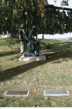 The Ziegfelds Gravesite in Valhalla, NY