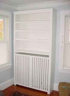 fabriquer un cache radiateur grillage cache radiateur