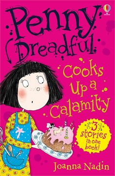 "Read ""Penny Dreadful Cooks up a Calamity: For tablet devices"" by Joanna Nadin available from Rakuten Kobo. My name is not actually Penny Dreadful. The 'Dreadful' bit is my dad's JOKE. Double Dare, Mum Birthday, Penny Dreadful, Chapter Books, Dad Jokes, Toy Store, Used Books, Detective, Childrens Books"