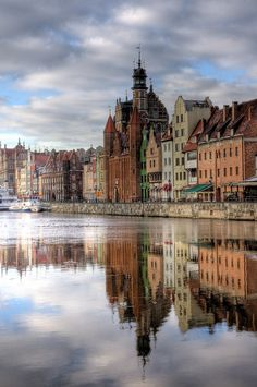 Gdansk, Poland.  Photo: mariusz kluzniak, via Flickr