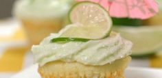 MargaritaCupcakesHeader | Margarita Cupcakes... think I'll try without the Tequila