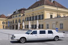 Diese Stretchlimo findet ihr bei Vienna Limousine Service - Klein&Co: www.vls.at Lincoln, Stretch Limo, Vienna, Car, Autos, Pictures, Automobile, Cars