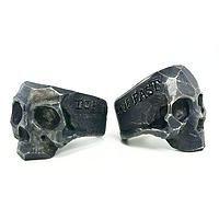 Lor G Jewellery   Skull Rings   Biker