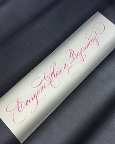 Everyone has a beginning, including me! Swipe to see my earlier practice on November 2016 when I started pointed pen. They look nothing… Hand Lettering Alphabet, Calligraphy Alphabet, Calligraphy Fonts, Modern Calligraphy, Flourish Calligraphy, Handwriting Analysis, Cursive Handwriting, Penmanship, Handwriting Practice