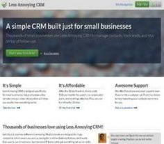 Less Annoying CRM Reviews - 34 Reviews & Comments (2017 Update)