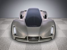 The Blade - The first 3-D printed supercar, built by Divergent 3-D in Los Angeles, California :: pic 1 of 2