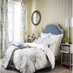 Sanderson Tournier Housewife Pillowcase.Price: £15.00