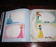 diy disney autograph books - Bing Images