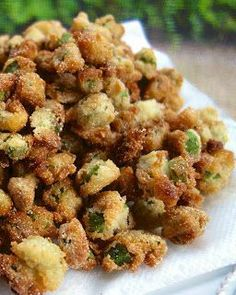 Southern Fried Okra   Cooking Recipe Central