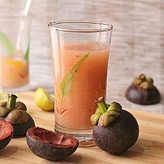Mangosteen Juice recipe