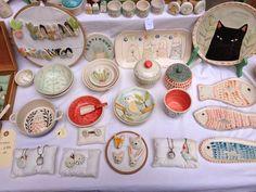 Silbando bajito cerámicas