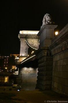 @ Budapest - the bridge