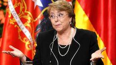 Bachelet activa los protocolos de emergencia ante un importante incendio registrado en Valparaíso