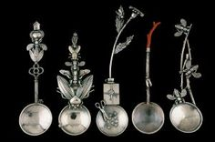 Roberta and Scott Williamson--Set of Spoons