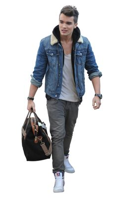 10 Celebrity PNG Images -Free Cutout People - Dzzyn.com - Josh Cuthbert PNG
