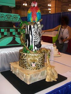 75 Best wobbly cakes images in 2012 | Beautiful cakes, Amazing cakes