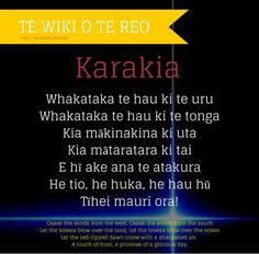 Karakia Teaching Aids, Teaching Resources, Book Of Life, The Book, Maori Songs, Maori Art, Personalized Books, Educational Activities, Kids Playing