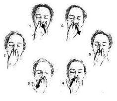Yoga Lessons - breath exercise