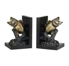 12 Fish Bookends Ideas Bookends Fish Animal Bookends
