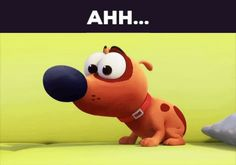 Discover & share this Pat The Dog GIF with everyone you know. GIPHY is how you search, share, discover, and create GIFs. Cute Gif, Cute Love, Animated Gif, I Laughed, Animation, Memes, Dogs, Funny Gifs, Anime
