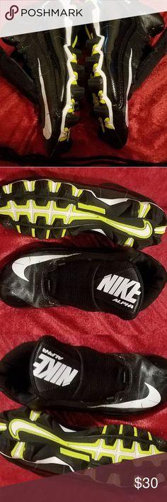 Nike Alpha Shark Football Cleats Nike Alpha Shark Football Cleats Nike Shoes