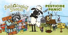Sustainable Shaun is a free online game with no need to install or download anything and with no charges!  Your class can help Shaun the Sheep build a new eco-friendly place to live for the stray animals of the Big City, making sure to keep them all happy by building new creations.