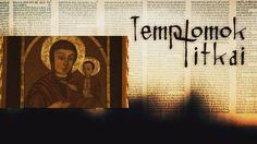 TEMPLOMOK TITKAI - A csodatévő kegykép - MÁRIAPÓCS Marvel, Fences