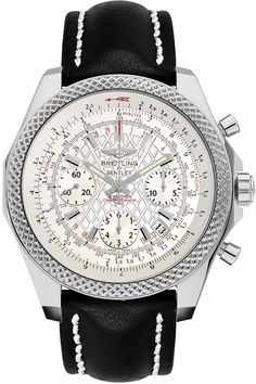 / / Breitling Bentley men's sports watch - Design for Life Breitling Superocean Heritage, Breitling Navitimer, Breitling Watches, Diesel Watches For Men, Mens Sport Watches, Best Watches For Men, Luxury Watches For Men, Cool Watches, Ladies Watches