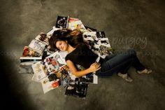 Senior Photography. Designer. Vogue. ELLE. GQ. Beautiful Model.