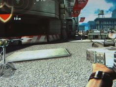 Dead Trigger Auto cannon