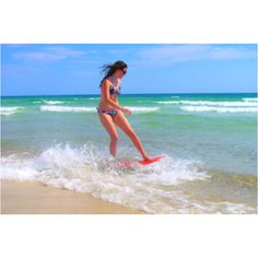 Skimboarding - just bought my own skimboard today... can't wait to take it to the ocean!