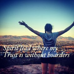 Image result for holy spirit lead me
