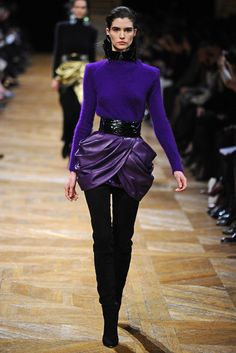 Balmain RTW Fall 2013 - Slideshow - Runway, Fashion Week, Reviews and Slideshows - WWD.com