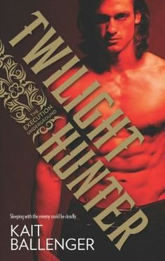 book cover of   Twilight Hunter