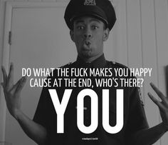 Tyler The Creator Quotes Adorable Tyler The Creator Quotes  Lmao  Pinterest