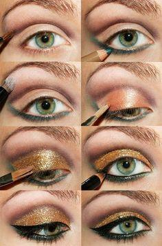 Make up capodanno 2013